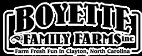 Clayton Fear Farm Daytime Logo